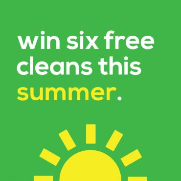 Win six free cleans with CleanerBins this summer.