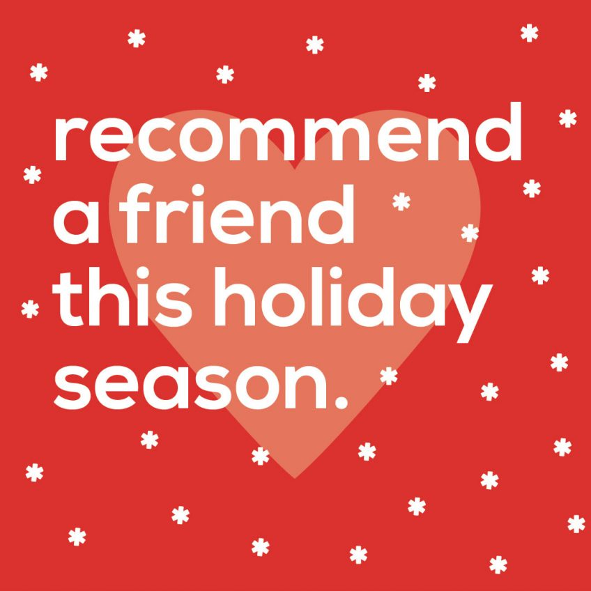 Share the love this Holiday Season with CleanerBins.